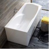 Ванна акриловая YOU N прямоугольная 175х85 см без перелива