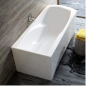 Ванна акриловая YOU N прямоугольная 185х85 см без перелива