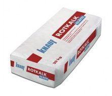 Шпаклевка Knauf Rotkalk Glаtte 20 кг бежевый