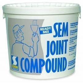 Шпаклевка готовая Semin SEM-JOINT COMPOUND ТМ 25 кг