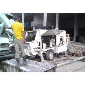Оренда стаціонарного бетононасоса 20-90 м3/годину