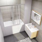 Ванна акриловая RAVAK Classic N прямоугольная 160x70 см