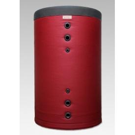 Теплоакумулятор Termico в теплоізоляції 1380 л 2500х1130 мм