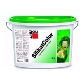 Краска Baumit SilikatColor 24 кг