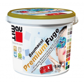 Затирка для швів Baumit Premium Fuge 2 кг green