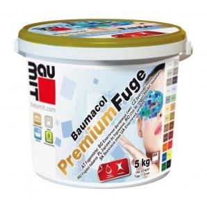 Затирка для швов Baumit Premium Fuge 2 кг green