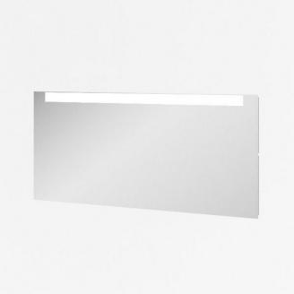 Зеркало RAVAK Clear 1000 1000х440х30 мм белый глянец