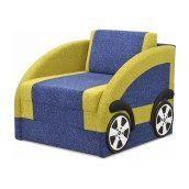 Детский диван Вика Смарт раскладной 92х100x75 см