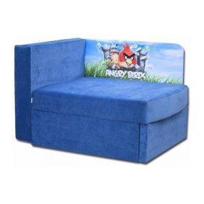 Детский диван Вика Бемби Мультик раскладной 83х74x116 см