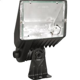 Прожектор ИО300К галогенний ІЕК IP33 чорний