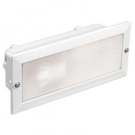 Светильник НПП3102 прямоугольный без решетки IP54 ИЭК 60 Вт белый