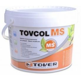 Клей однокомпонентный на основе модифицированного силана Tover Tovcol MS 15 кг