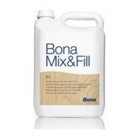Шпаклевка на водной основе Bona Mix & Fill 5 л