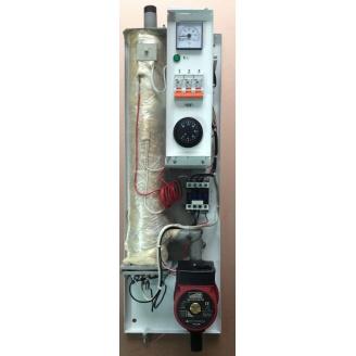 Котлы электрические c насосом Warmly Classic m 4,5 кВт/220+380 В