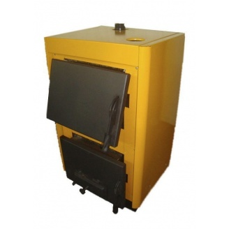 Твердотопливный котел Огонек КОТВ-18 18 кВт Стальной теплообменник