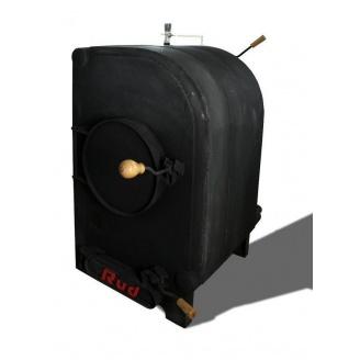 Печь буллерьян с водяным контуром без утепленного корпуса 20 кВт