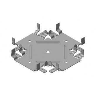 Соединитель одноуровневый (краб) (шт.) крестообразный кронштейн