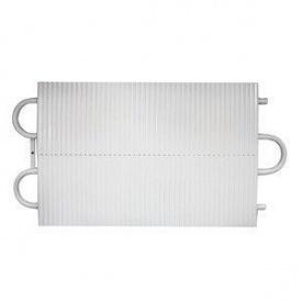 Радиатор отопления блочный РОСС С20-57РБ 1690 Вт открытый