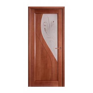 Дверь межкомнатная Двери Белоруссии Яна ПО 600х2000 мм палисандр