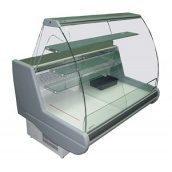 Холодильная витрина РОСС Siena-K кондитерская 1290х1120х1500 мм 500 Вт с выпуклым стеклом