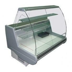 Холодильна вітрина РОСС Siena-K кондитерська 1790х1120х1500 мм 700 Вт з випуклим склом