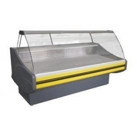 Холодильна вітрина РОСС Savona середньотемпературна 1600х1160х1260 мм 550 Вт