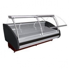 Холодильная витрина РОСС Delia 2500х1245х1240 мм