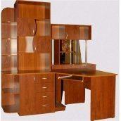 Компьютерный стол Фанплит деревянный