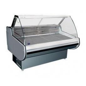 Холодильная витрина РОСС Belluno гастрономическая 2090х935х1260 мм 525 Вт