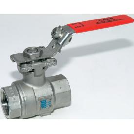 Шаровой кран ABO valve ART.941 DN 10