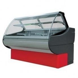 Холодильная витрина РОСС Sorrento-К кондитерская 1620х1100х1260 мм 535 Вт