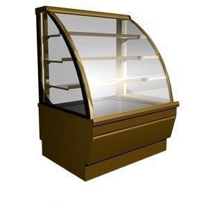 Холодильная витрина РОСС Cremona кондитерская 900х750х1426 мм