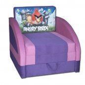 Детский диван Вика Магик 80 Мультик раскладной 92х100x85 см