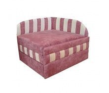 Детский диван Вика Панда 84x98 см без подушки