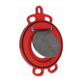 Обратный клапан ABO valve 814F DN 150