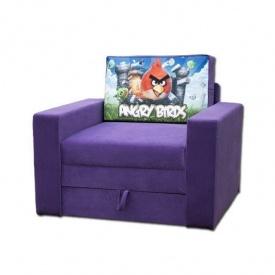 Дитячий диван Віка Марс 80 Мультик розкладний 112х99х93 см