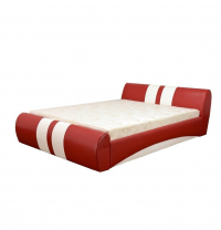 Ліжко Віка Драйв 160 з матрацом і газових механізмом 168х250х75 см