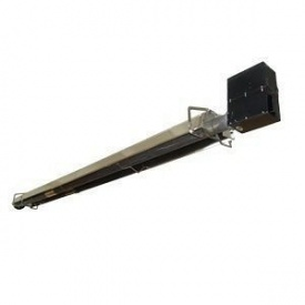 Інфрачервоний газовий обігрівач РОСС ОГИ-25-L 25 кВт