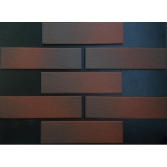 Фасадна плитка клінкерна Paradyz CLOUD BROWN DURO 24,5x6,6 см