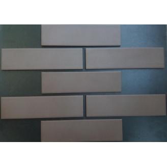Фасадна плитка клінкер Paradyz NATURAL BROWN 24,5x6,6 см