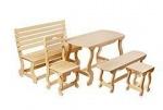 Мебель для саун и бань