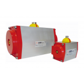 Пневмопривод ABO valve 95-GTW RM.160x90.K3