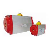 Пневмопривід ABO valve 95-GTW RM.160x90.K5