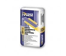 Цементна однокомпонентна еластична гідроізоляційна суміш Поліпласт ПРГ-03 25 кг