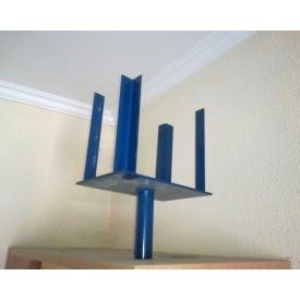 Унивилка для опалубки сталь синяя