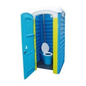 Туалет-кабина дачная биотуалет 45 л