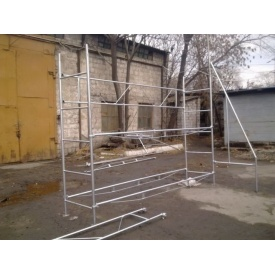 Риштування будівельні клино-хомутові Атлант метал