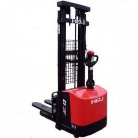 Электроштабелер Heli CDD 12-030-3600 1200 кг 1993х812х2335 мм