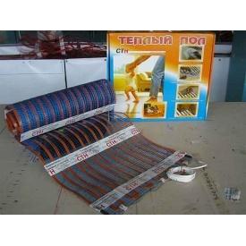 Тепла підлога електричний СТН 600 Вт