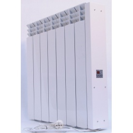 Електрорадіатор Ера 7 секцій 910 Вт 13 м2